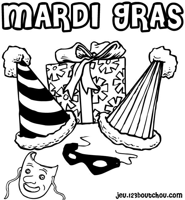 Coloriage Carnaval Ps.Animaux Et Coloriage Carnaval Maternelle Pour Enfants A Imprimer