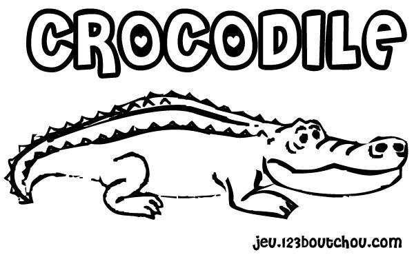 Images Of Crocodile Dessin Tuto Rock Cafe
