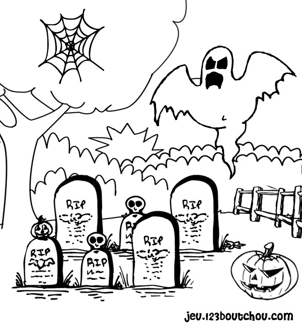 Dessin happy halloween - Masque qui fait peur a imprimer ...