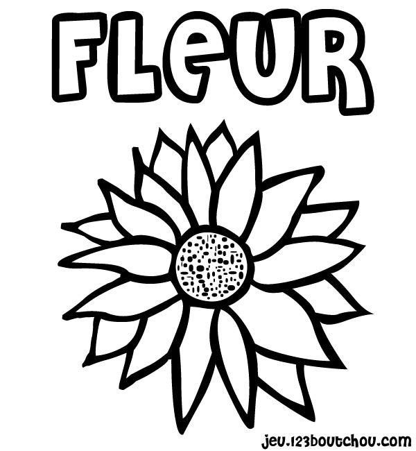 Maman papa expliquez moi ce joli coloriage d 39 enfant - Coloriage de fleur ...