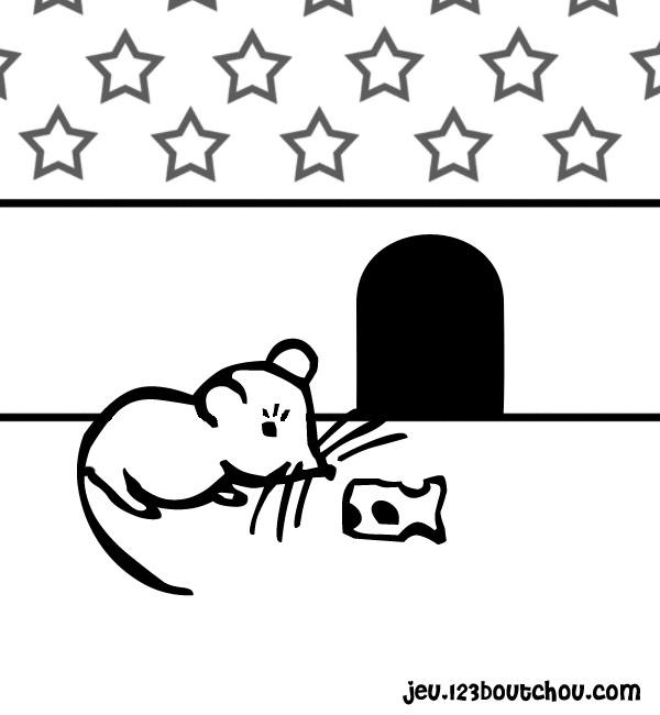 Mimi La Souris Pour Enfants A Imprimer Gratuitement