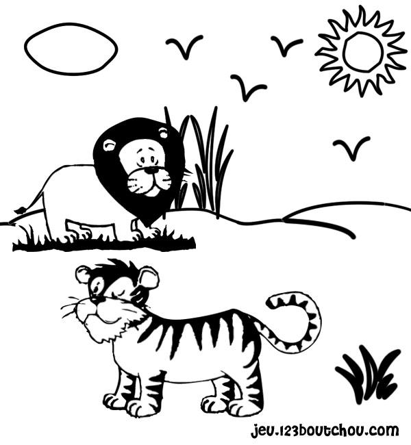 Masque De Tigre Pour Enfants à Imprimer Gratuitement