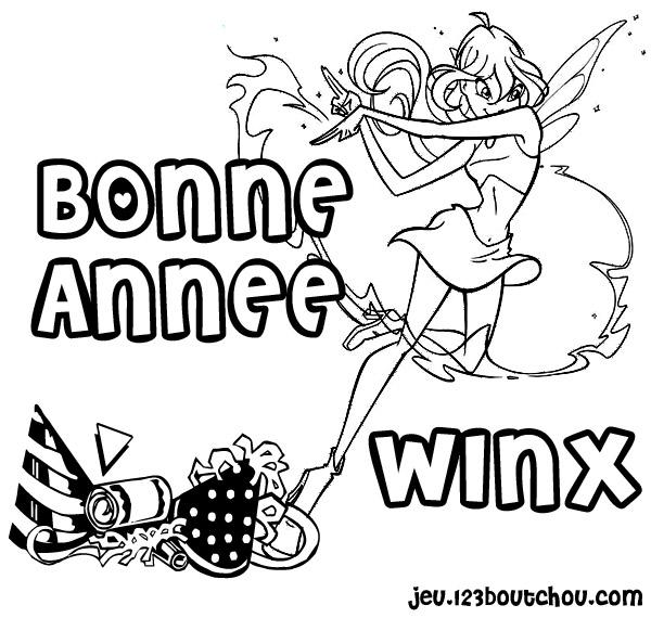 Coloriage Winx Et Heros Pour Enfants Coloriages Gratuits Sur Assistante Maternelle Biz