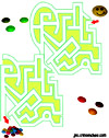 labyrinthe enfant les 12 royaumes du labyrinthe club de bonbons