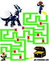 labyrinthe enfant labyrinthe 3d de heros interdit
