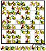 sudoku enfant Grille sudoku mario n° 3