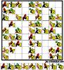 sudoku enfant Grille sudoku mario n° 4