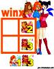 sudoku enfant Grille sudoku Simple winx n° 3